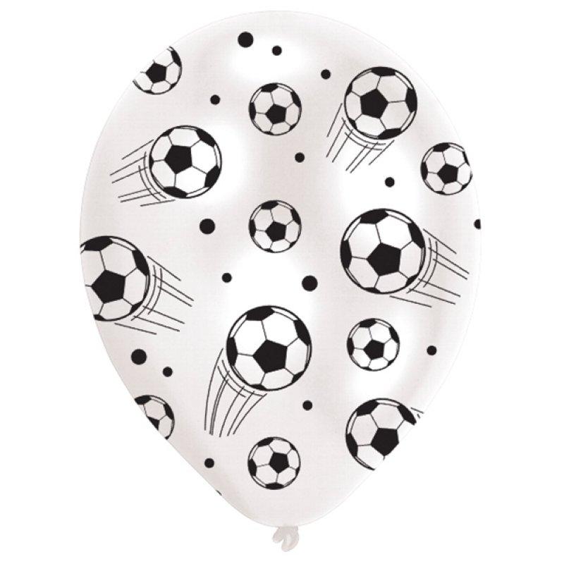 Ballon Fussball 6 Stuck So 763995704