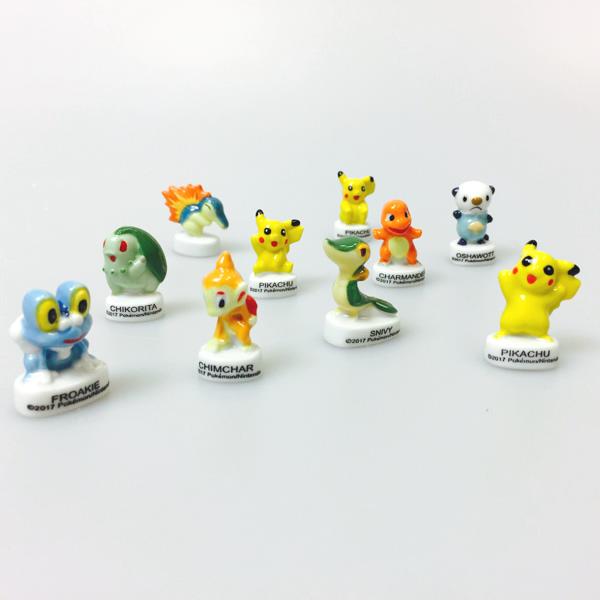 Bakeria Dreikonigsfigur Pokemon 1 Stuck Pikachu Dreikonigsfigur