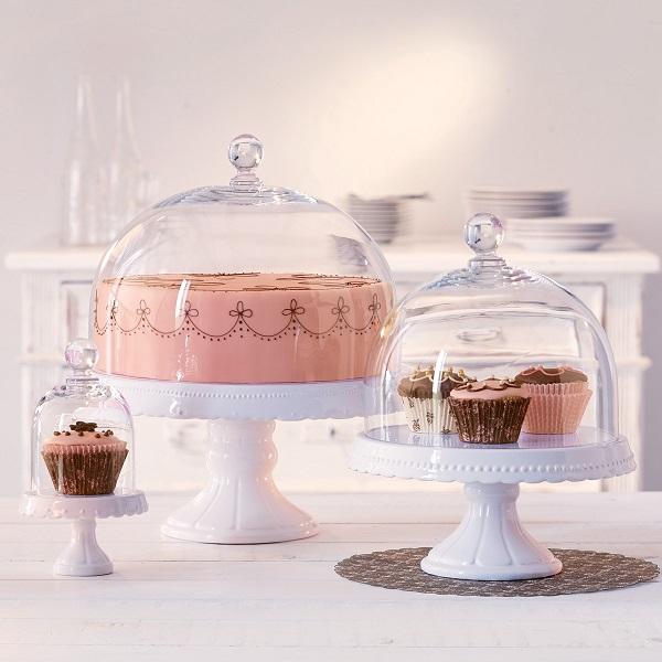 bakeria glashaube 22cm 22cm kuchenhaube. Black Bedroom Furniture Sets. Home Design Ideas