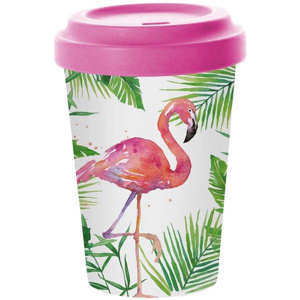 Flamingo400mleh Go Coffee 603339 To Mug iOuZPkX