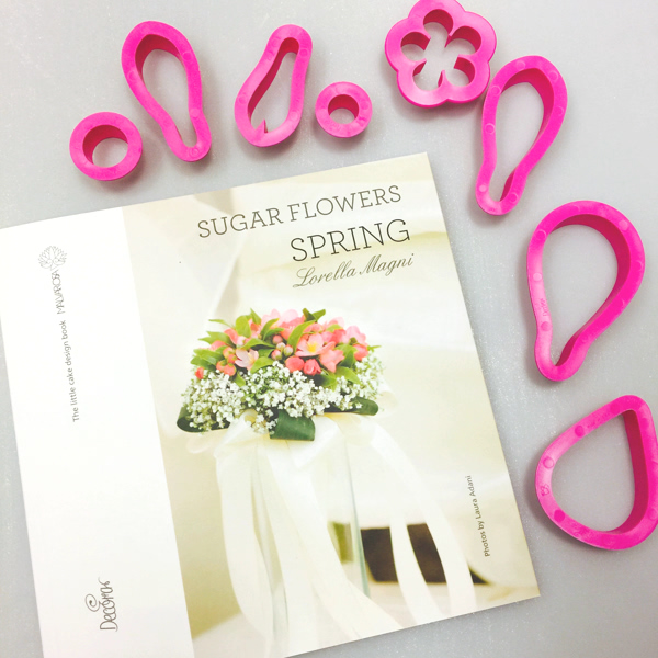 spring sugar flower cutter book kit_1