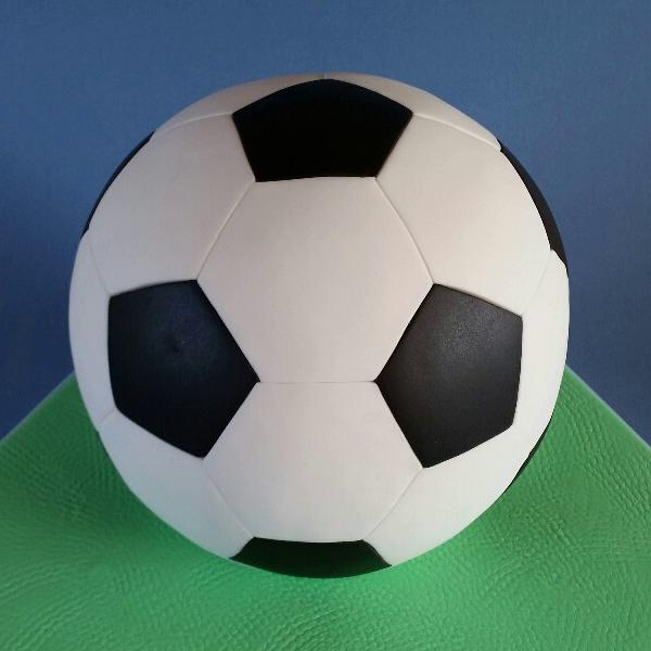Bakeria- Football Hexagon & Pentagon Sugarcraft Cutter Set- Pentagon ...