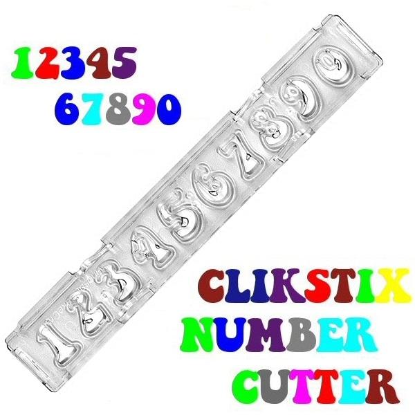 Windsor Clikstix-groovy numéro cutter