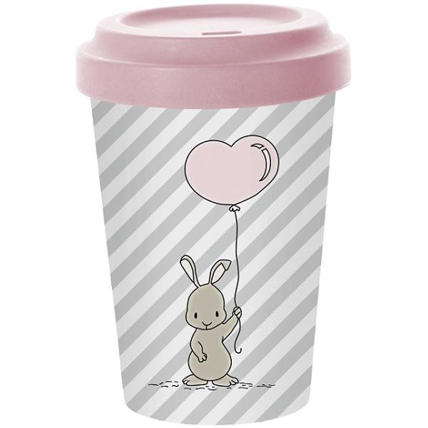 Bakeria Coffee To Go Mug Louise 400ml Louis Travel Mug Bamboo