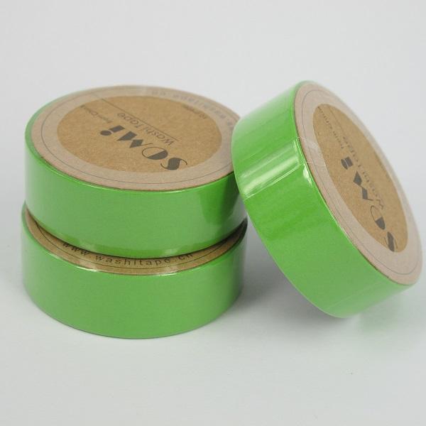 bakeria masking tape limettengr n. Black Bedroom Furniture Sets. Home Design Ideas