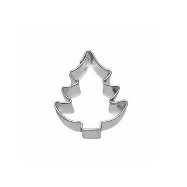 bakeria mini weihnachtsbaum ausstecher garnierausstecher. Black Bedroom Furniture Sets. Home Design Ideas