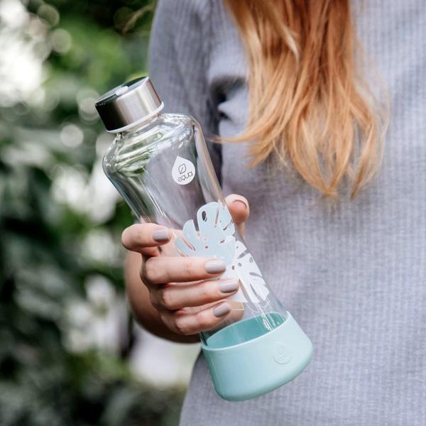 276346216e Bakeria- Urban Jungle Monstera Equa Glass Bottle, 550ml- MYEQUA ...