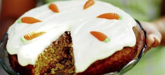 Leilas weltbester Karottenkuchen - Bakeria