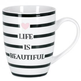 Etoile Mug Beautiful Is Coffee Miss Life 0X8wPNnOk