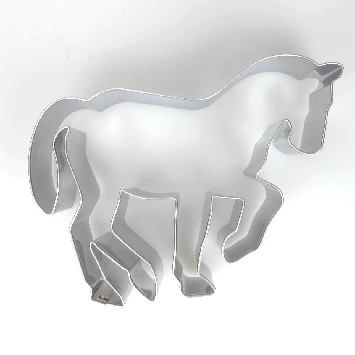 Bakeria Dressage Horse Cookie Cutter Horse Cookie Cutter