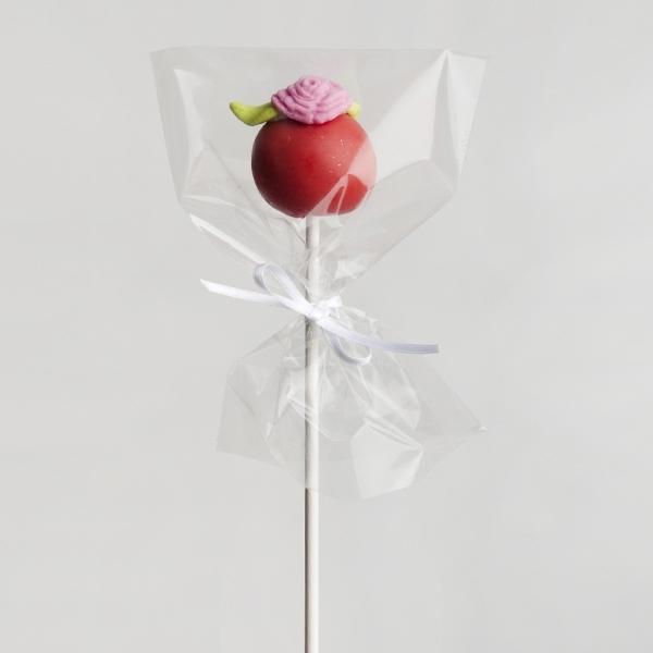 bakeria 10x15cm cakepop beutel 50 st ck pl tzchenbeutel. Black Bedroom Furniture Sets. Home Design Ideas