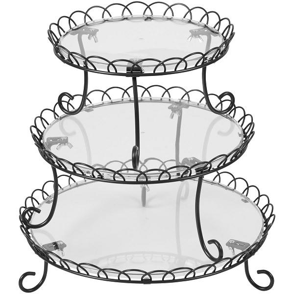 schneller kurs vintage interieur design, bakeria- wilton vintage treat display kuchenständer set- wilton, Design ideen