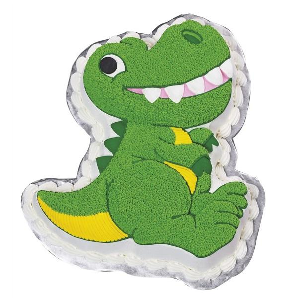 bakeria wilton t rex dinosaur baking pan dinosaur cake pan
