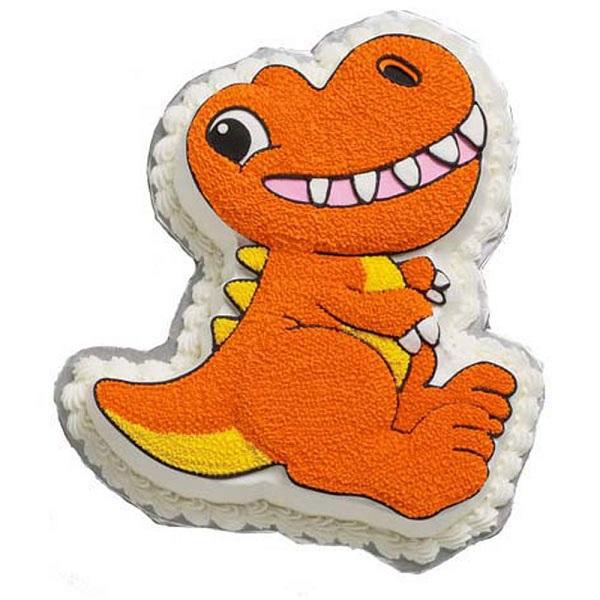 Bakeria Wilton Dinosaurier T Rex Backform Dinosaurier Backform